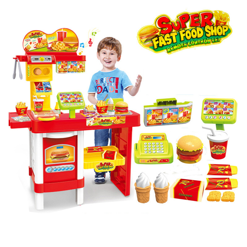 Toys For Restaurants : Buy simulation play house kitchen toy restaurant furniture