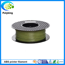 Brown color mimaki 3d printer filaments ABS 1.75mm 1kg plastic Rubber Consumables Material MakerBot/RepRap/UP/Mendel