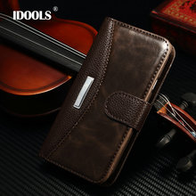 &S3 Luxury Classic Flip Case/Mobile phone case for Samsung Galaxy S3 I9300 SIII with metal Cover Wallet Stand with Card Holder