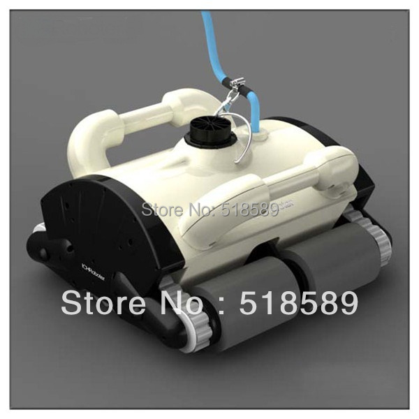 Automatic Swimming Pool Cleaning Robot/ Automatic Pool Cleaner Pool Vacuum Cleaner(China (Mainland))
