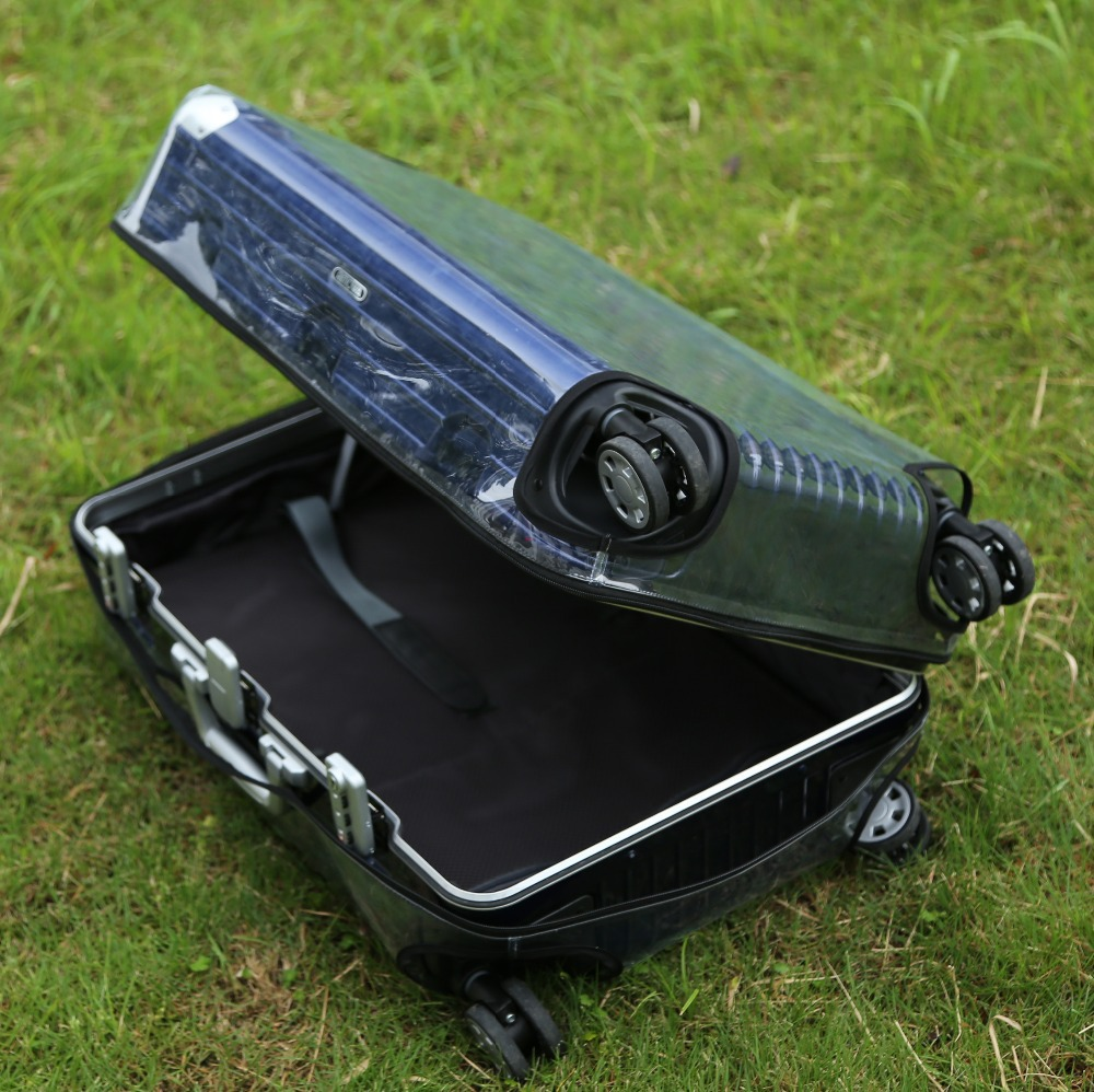 """Protective transparent skin cover protector for RIMOWA Salsa Air Multiwheel 20"""" to 32"""" Case Luggage(China (Mainland))"""