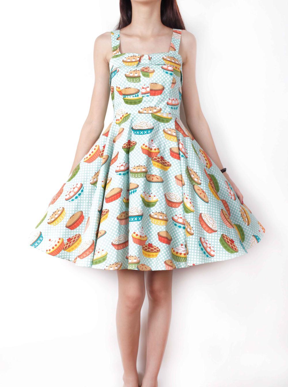 Vintage Sun Dresses