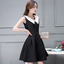 Free Shipping,The New Fashion Summer 2016 Women's Short Dress,Elegant V-neck Sleeveless Dress,Show Slim Bodycon Dresses