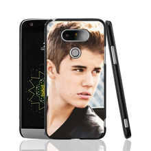 08654 Justin Bieber v4 cell phone protective case cover LG G5 G4 G3 K10 K7 magna - Clio Vogue Mall store