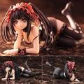 20cm DATE A LIVE Nightmare Tokisaki Kurumi Sleep Beauty Sexy PVC Action Figure Model Toys Anime