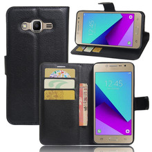 "Buy J2prime Luxury Wallet Leather Back Cover Phone Case Samsung Galaxy J2 Prime G532 G532F SM-G532F Case 5.0"" Flip Protective for $4.14 in AliExpress store"