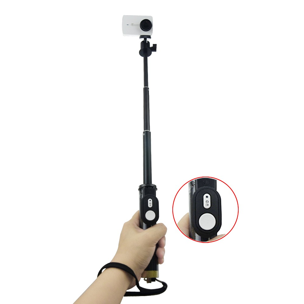 Original Xiaomi Yi2 4K Action camera Accessories Set Waterproof Case Bluetooth Selfie Monopod Camera Bluetooth Remote For Yi2