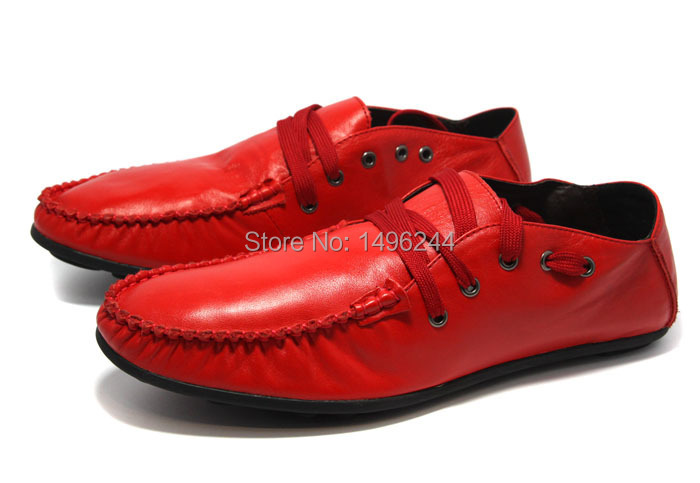 Фотография british Style real cow skin soft leather round-toe simple Osiris shoes brogue mens brand business casual men fashion shoe y12650