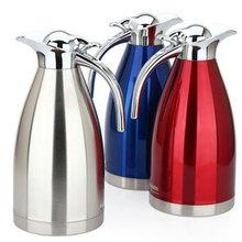 Buy 2L European Heat Water Kettle Tea Coffee Pot Thermos Stainless Steel Vacuum Flasks Water Kettle Teapot Thermos Vacuum Kettles for $39.66 in AliExpress store