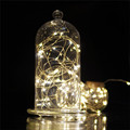 Battery Operated Starry String Lights 10 5 ft 30LED Fairy Decorative Copper Wire Rope lights for