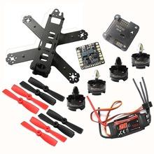 Buy DIY QAV210 Racing Quadcopter T2204 2300KV BL Motor Simonk 20A ESC NAZE32 6DOF FC for $79.78 in AliExpress store