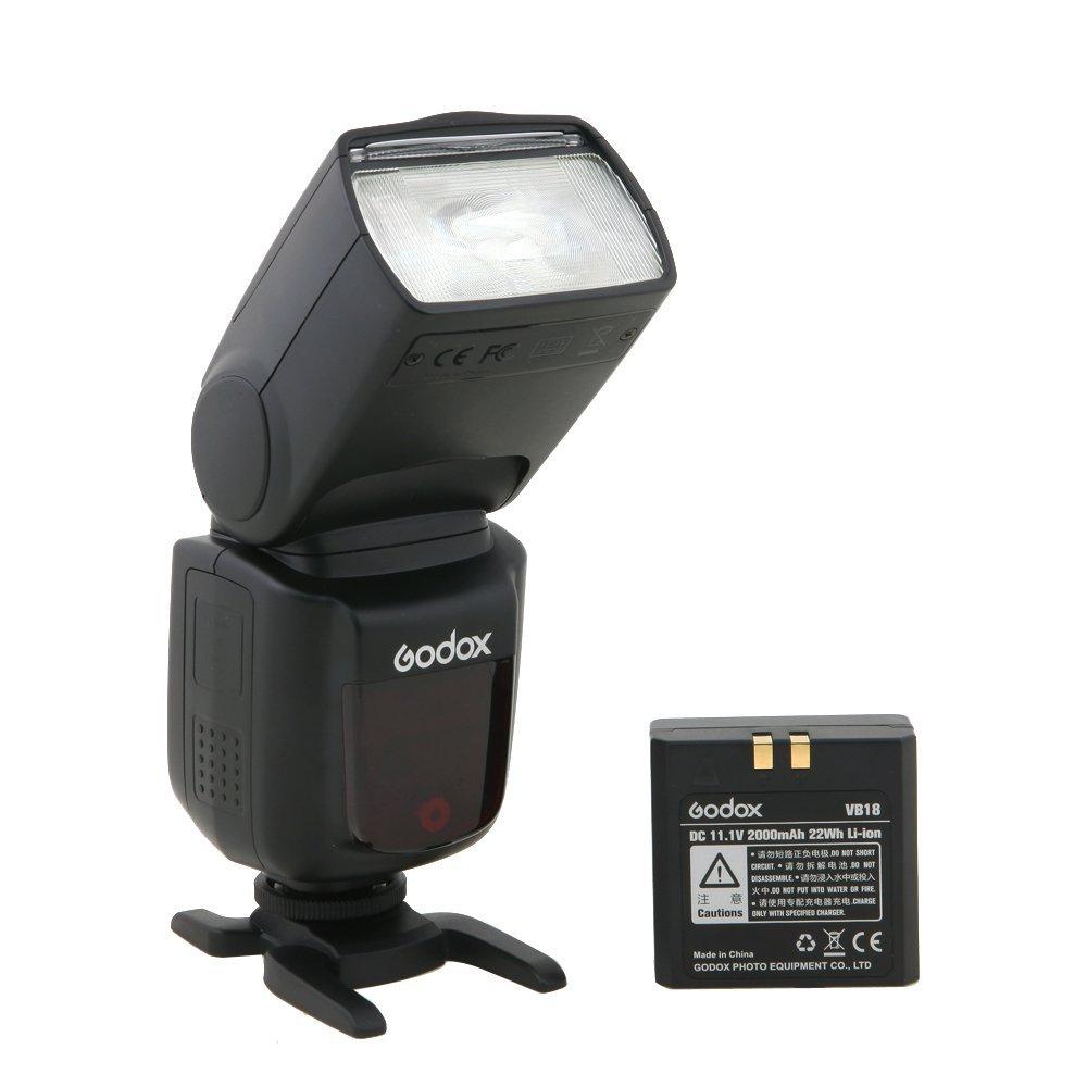 Godox V850 Flash High Power Pioneering Li-ion Speedlite for DSLR Canon Nikon New<br><br>Aliexpress