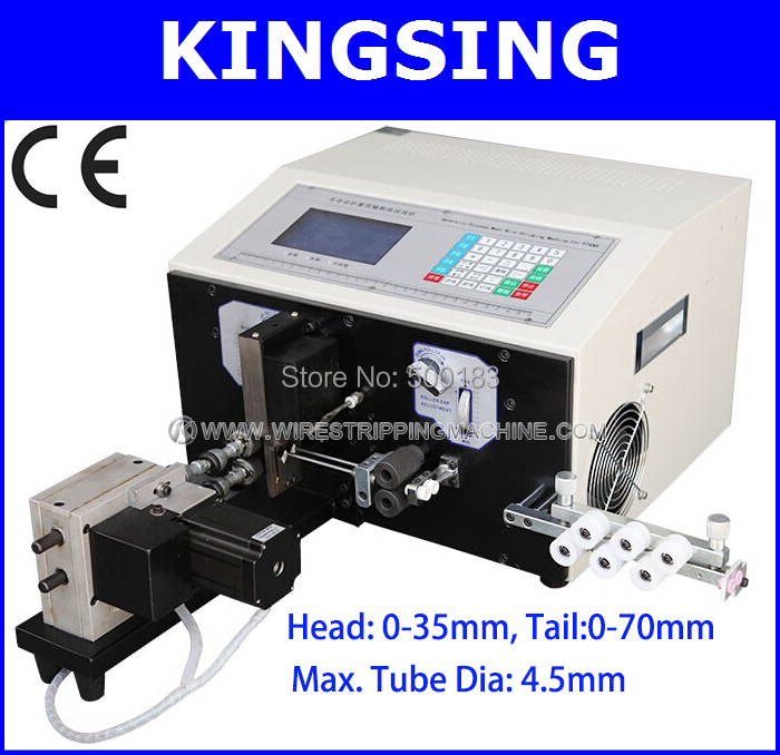 KS-09W High Output & Efficient Wire Stripping Twisting Machine, Copper Wire Twister+ by DHL air express (door to door service)(China (Mainland))