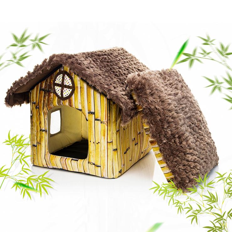 Compra casas de perro de tela online al por mayor de china mayoristas de casas de perro de tela - Casas para perros pequenos ...