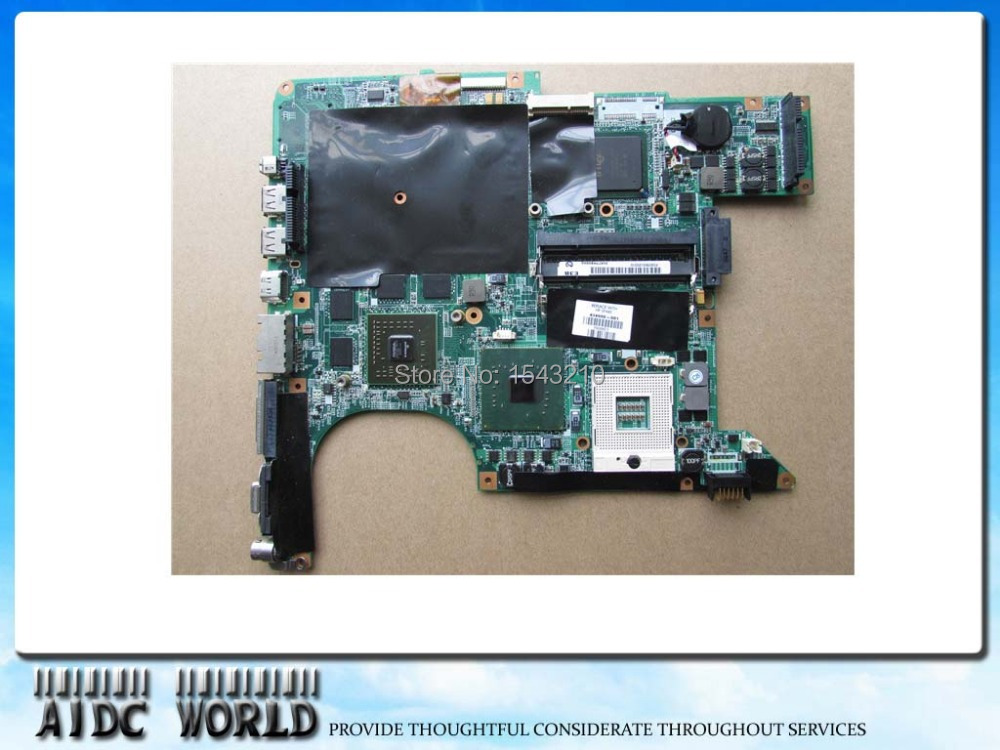 Motherboard FOR HP Pavilion dv9000 Series 434660-001 W/nvidia upgrade R Version geforce 7600T chipset 100% TESTED(China (Mainland))