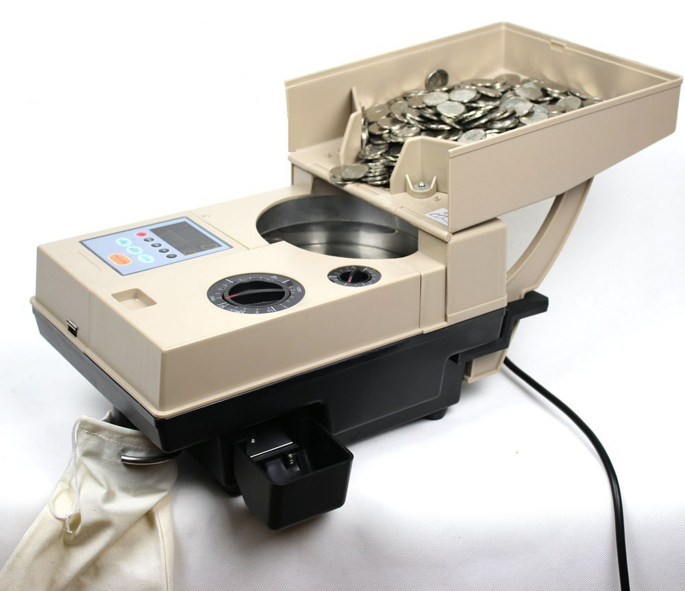 best coin counter machine