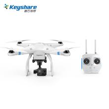 Original Keyshare Glint 2 RTF RC Helicopter FPV Drone with camera HD 4K 1080P 3Aixs Gimbal VS DJI Phantom 3 Fast Shipping