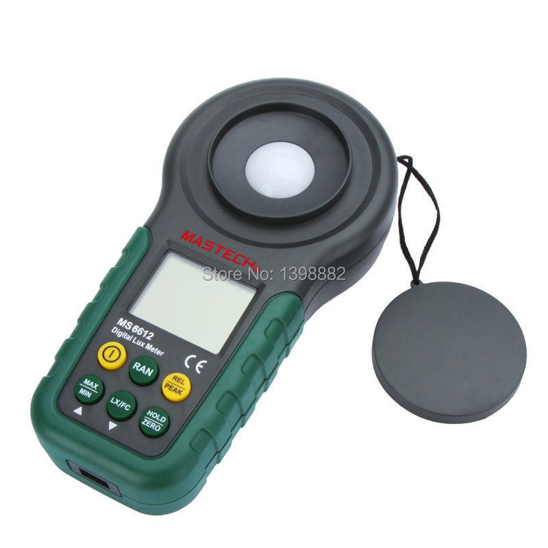 Инструменты измерения и Анализа Light Meter Test 200, 000 MS6612