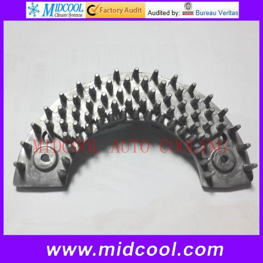 high quality heater blower motor resistor for Peugeot 206 307 Citroen Xsara OEM 6441.AP 6441.ZX 5617401 9140010283(China (Mainland))