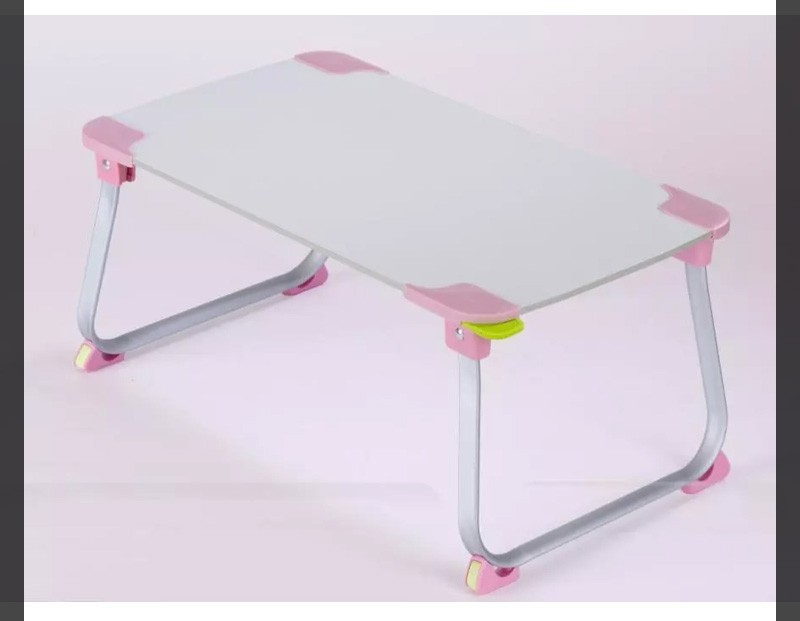 Multifunctional Firm Aluminum Alloy Folding Table for Home Bed Laptop Coffee Tea Table Outdoor Table Fast Shipping