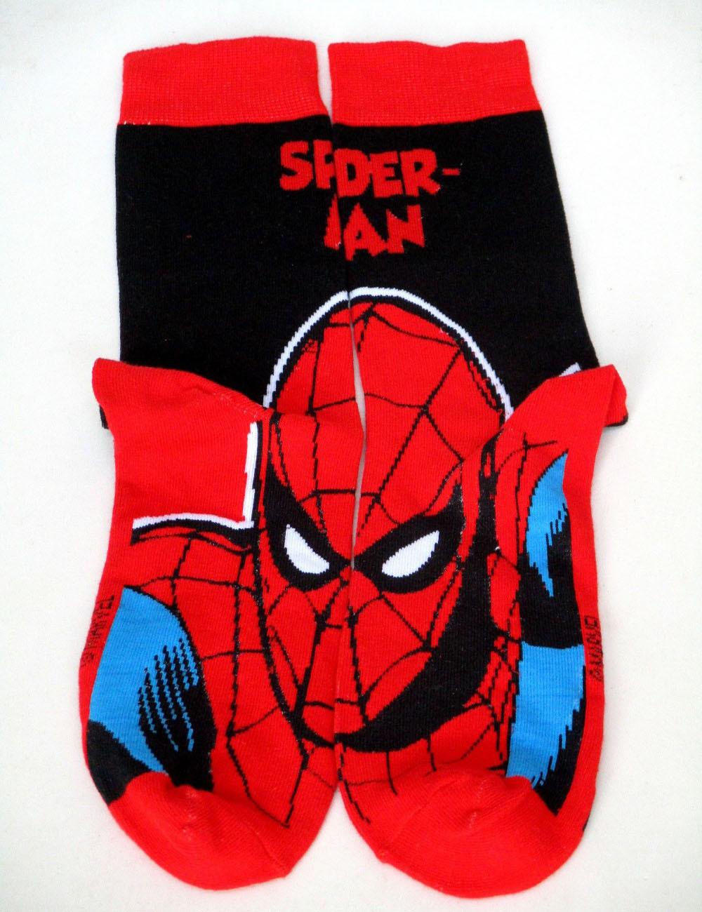 USA 10 Super Heroes Captain America Spider Man Superman big size Jacquard Socks summer style men