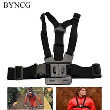 Buy BYNCG GoPro Accessories Chest Mount Harness Chesty Strap HD Go Pro hero 1 2 3 4 5 Black Edition Xiaomi Yi SJCAM SJ4000 for $3.99 in AliExpress store