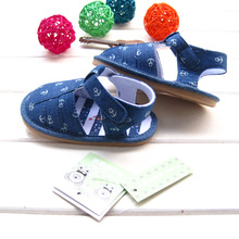New 2016 Summer Baby Boys Rubber-soled Shoes Kids Infant Good Quality Flat Heel Shoes Toddler First Walkers Baby Prewalker(China (Mainland))