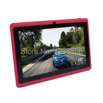 7 inch Tablet PC Yuntab Q88, Android Tablet Allwinner A23, Dual core, 512M RAM+4GB ROM, Supports Google Play Wifi External 3G<br><br>Aliexpress