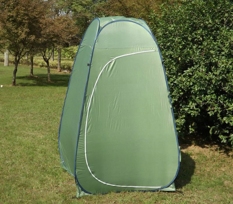 Outdoor Shelter – for private toilet/change room/shower
