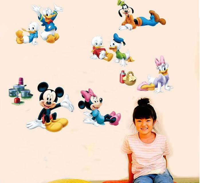 Decoración de Mickey Mouse tiendas de la línea más grande del ...