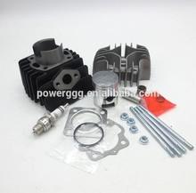 LT50 Cylinder Head Piston Rings Gasket Top End Kit For Suzuki LT50 ALT50 LTA50 JR50(China (Mainland))