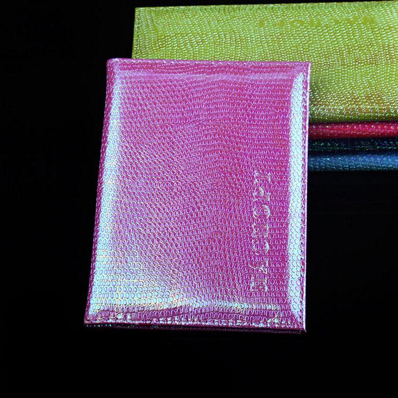 Travel Passport Holder PU Leather shiny lizard grain Cover on the Case for Women's Men porta passaporte pasport paspoort(China (Mainland))