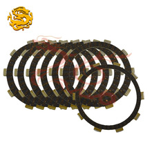Motorcycle Parts Clutch Friction Plates Kit For SUZUKI DRZ250 DRZ 250 DR-Z250 DR-Z 250 2001-2007 #CP-0002
