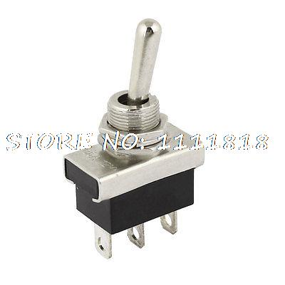KN3D-103 AC 12V 25A 3 Pins ON/OFF/ON 3 Ways 1P2T SPDT Toggle Switch Replacement(China (Mainland))