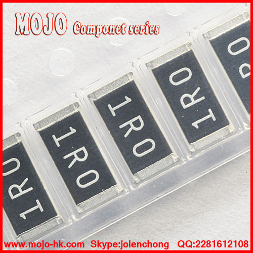 product Free Shipping!  2512 SMD Resistor Chip Resistor Resistance 0.02R 0.02 ohm TOL:  1% 1W (50PCS/Lot)
