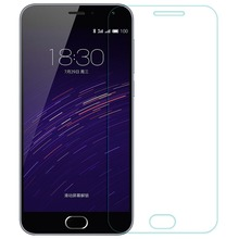 Meizu m2 note Screen Protector Explosion-proof 0.26mm Round Edge Premium 9H Tempered Glass Screen For Meizu Note 2 / M2 Note