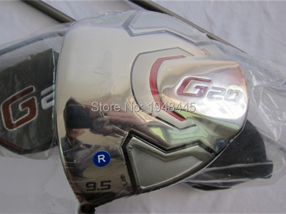 "Left Hand G20 Driver G20 Golf Driver OEM G20 Golf Clubs 9.5""/10.5"" Degree Regular/Stiff Flex Graphite Shaft With Head Cover(China (Mainland))"