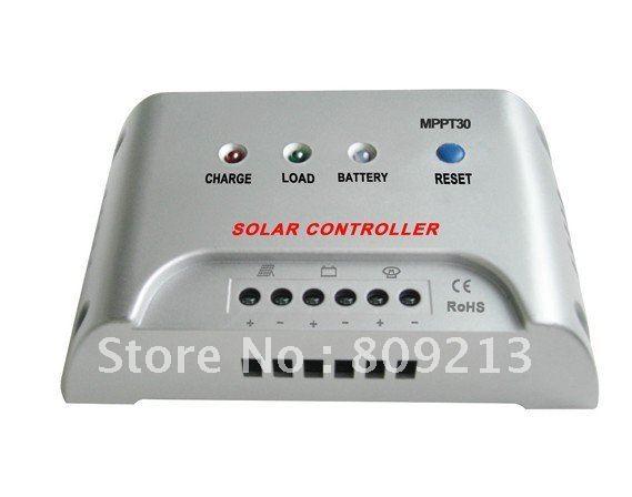 MPPT30 20A 48V solar panel controller, solar charger controller 3yearwarranty<br><br>Aliexpress