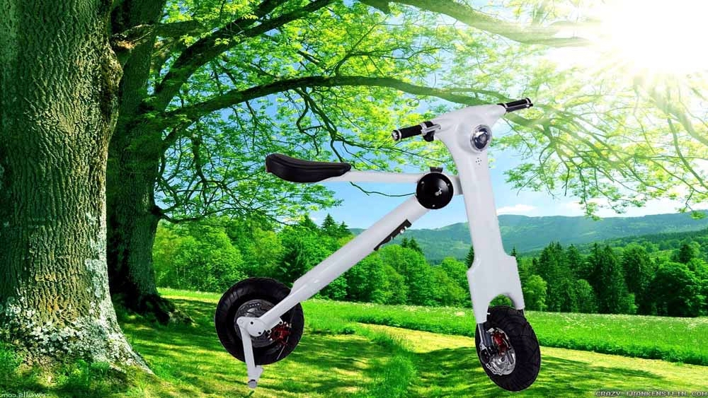 Outdoor Sports Folding Scooter, Electric Foldable scooter, E-bike Eelectric Scooter with SAA Approval for AS/NZS(China (Mainland))