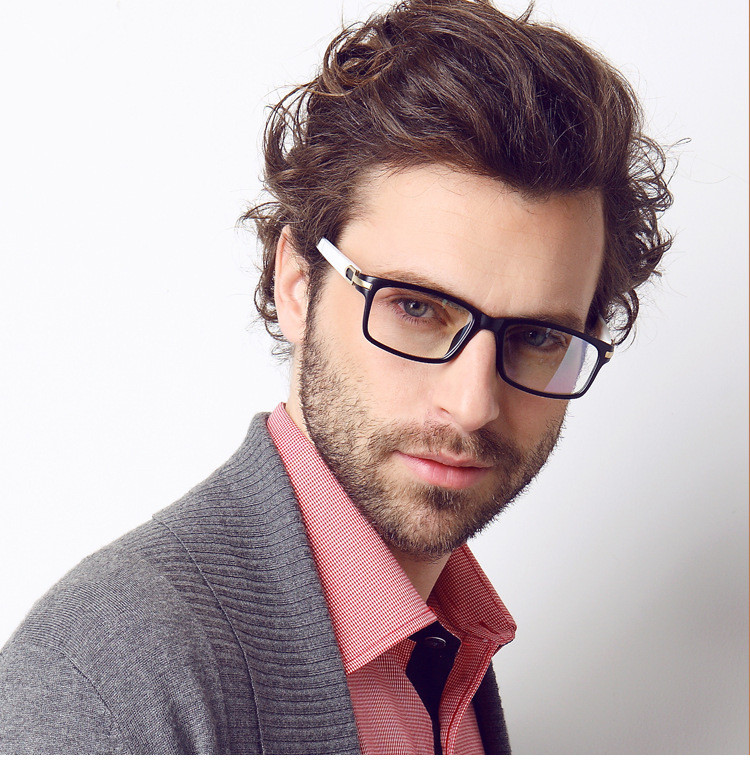 Gallery For > Clear Glasses For Men