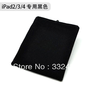 free shipping For ipadmini protective case cover liner bag ipadmini  flannelet bag ankle sock mo fan bag storage bag(China (Mainland))