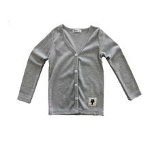 Free shipping Kid Cardigan Children s Knit Clothing v Neck Full Sleeve Children Clothes Baby Girl