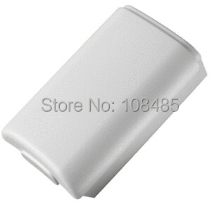 New White Battery back Cover Holder Pack Case Shell for Xbox 360 Wireless Controller Repairment<br><br>Aliexpress