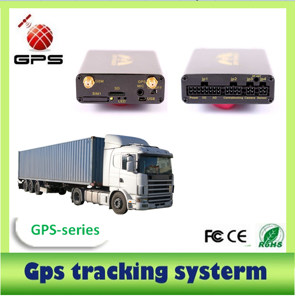 Supporting sd card and remote control gps tracker tk103b(China (Mainland))