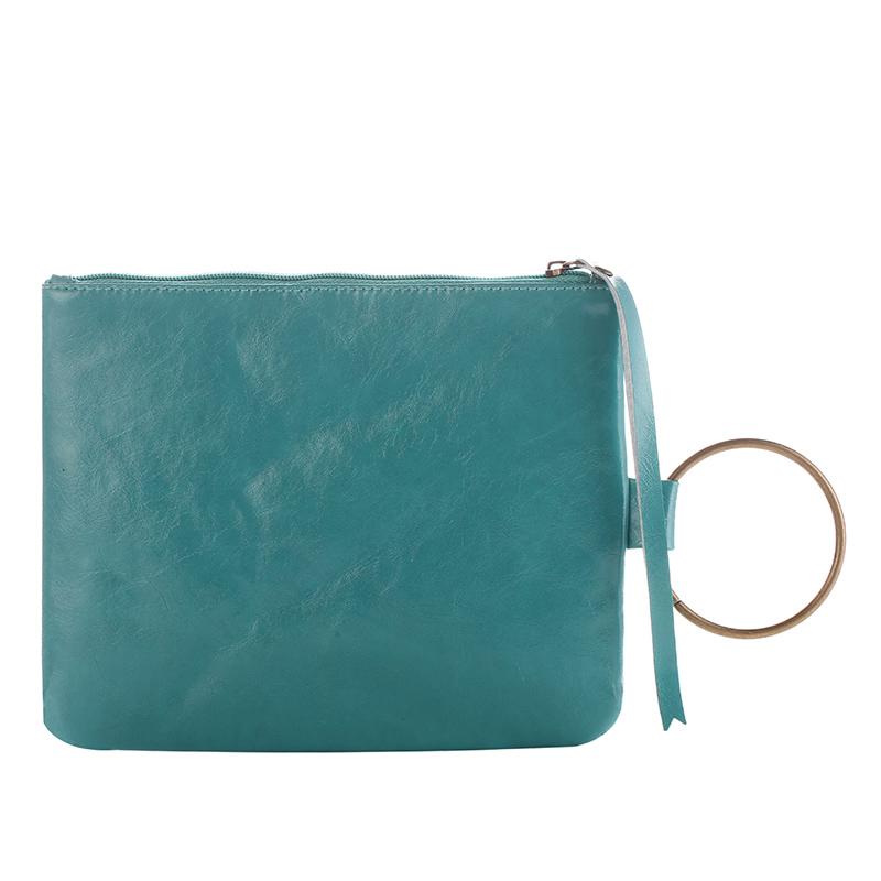 Candy Color Daily Shopping Day Clutches Women Bag Bolsa Feminina Lady Wristlets Bag Handbag