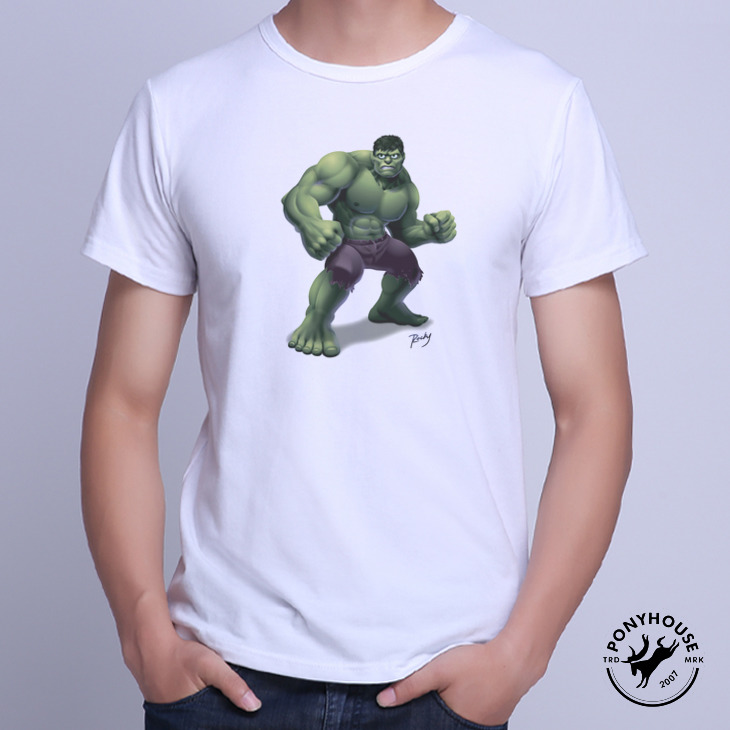 Гаджет  2015I BCX RNQ NUO SX LOZ THE dress HULK Hulk T-shirt short sleeve male None Изготовление под заказ