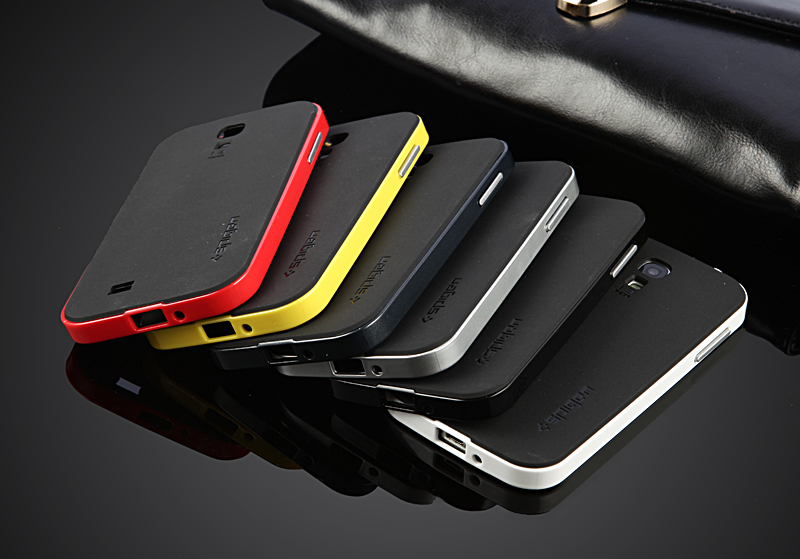 Bumper Case For Samsung Galaxy S4 back Cover(China (Mainland))