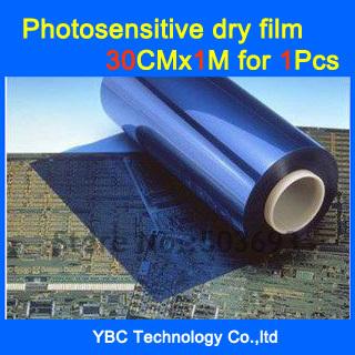 30cmX5m Photosensitive Dry Film Instead of Thermal Transfer Production PCB board Photosensitive Film DIY Cut