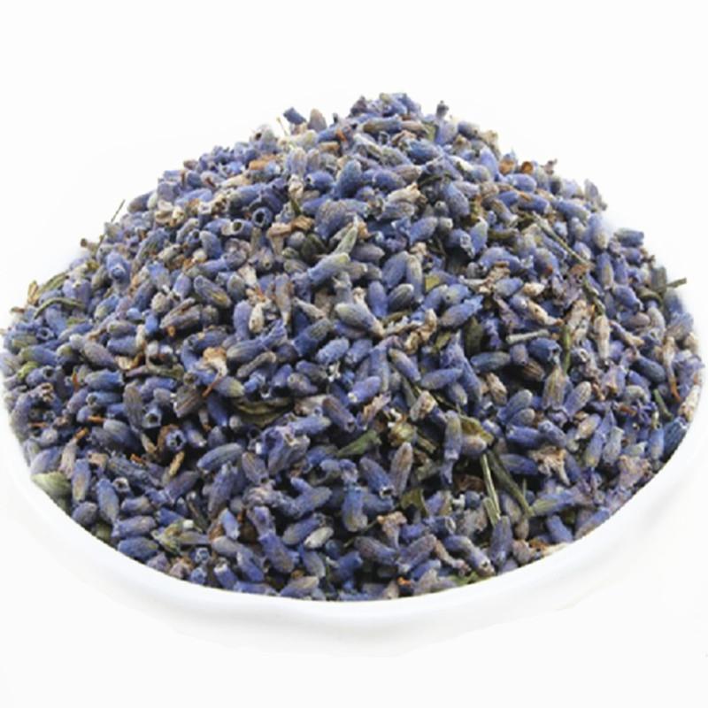 French Lavender Super Blue – Loose Flower Buds – Per Pound