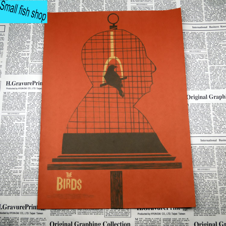 an analysis of the movie the birds by alfred hitchcock The birds (1963) on imdb: plot summary, synopsis, and more.